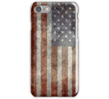 """""""Old Glory"""" The Star-Spangled Banner - Our Flag our Nation USA iPhone Case/Skin"""