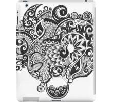 Dream zentangle iPad Case/Skin