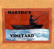 Vineyard Signage by phil decocco