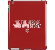 Be The Hero iPad Case/Skin