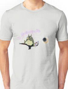 Totoro & Link ~ Ocarina Practise Unisex T-Shirt