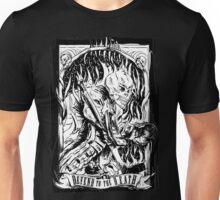 Defend to the Death - Old Skull Hockey Unisex T-Shirt