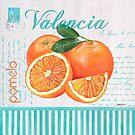 Valencia 1 by Debbie DeWitt