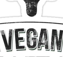 Vegan Live Let Live Sticker
