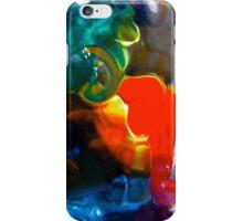 Abstract 5057, tee, etc., etc. iPhone Case/Skin