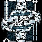 Trooper by buzatron