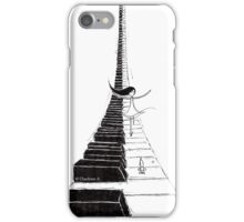 Melody Lane iPhone Case/Skin