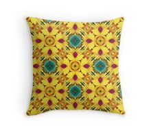 Always a Season for Sunflowers_ReImaged_#2 Throw Pillow