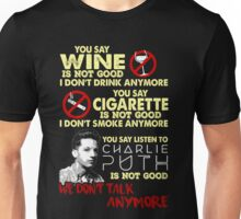Exclusive For Charlie Puth Fans Unisex T-Shirt