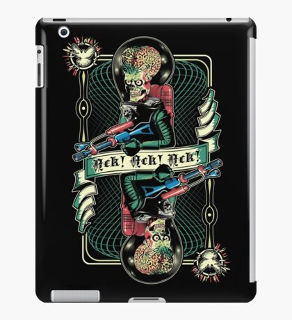 We Come in Peace iPad Case/Skin