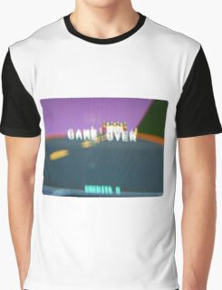 Arcade - Game Over Graphic T-Shirt