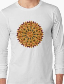 Tulip Sunburst Long Sleeve T-Shirt