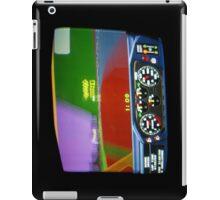 Arcade - Drunk driving iPad Case/Skin