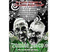 zombie disco Photographic Print