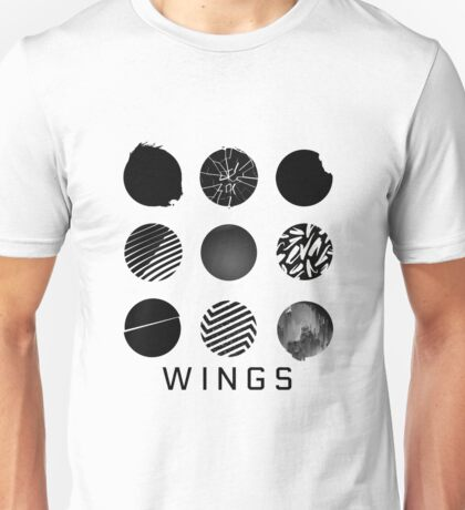 BTS - WINGS Unisex T-Shirt