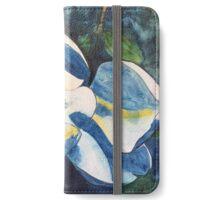 Magnolia #4 iPhone Wallet/Case/Skin