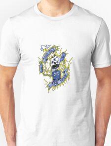 Drink Fast Die Drunk Alternate Unisex T-Shirt