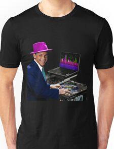 "DJ Frank Sinatra ""The Voice of the World"" Unisex T-Shirt"