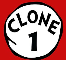 Clone 1 - Orphan Black by iTheressa