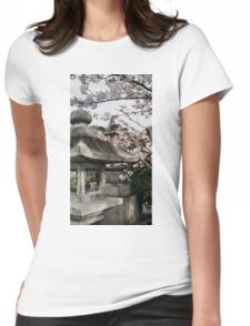 Lantern and the Love Womens Fitted T-Shirt