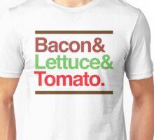 Bacon Lettuce & Tomato Unisex T-Shirt