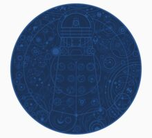Sign of the Dalek One Piece - Short Sleeve