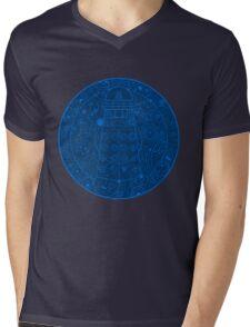 Sign of the Dalek Mens V-Neck T-Shirt