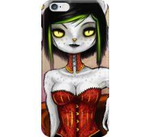Minousha II iPhone Case/Skin
