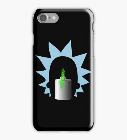 Rick Sanchez: Flask iPhone Case/Skin