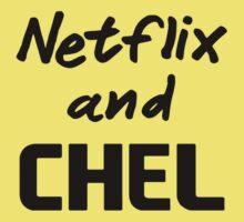 Netflix and CHEL Kids Tee