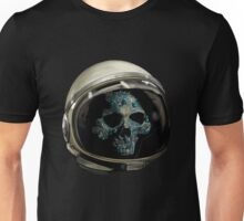 Holy Starman Skull II Unisex T-Shirt