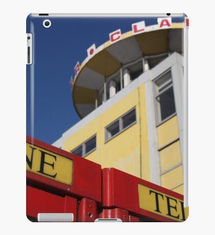 Southsea telephone box iPad Case/Skin