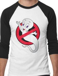 Casper Busted Men's Baseball ¾ T-Shirt