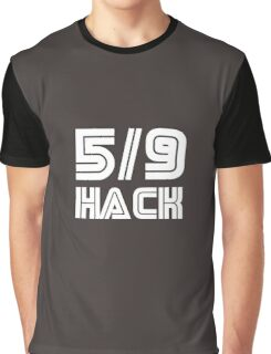 Mr. Robot - 5/9 hack Graphic T-Shirt