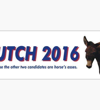 Butch the Donkey 2016 Sticker
