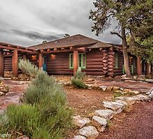 Buckey O'Neill Cabin by John  Kapusta