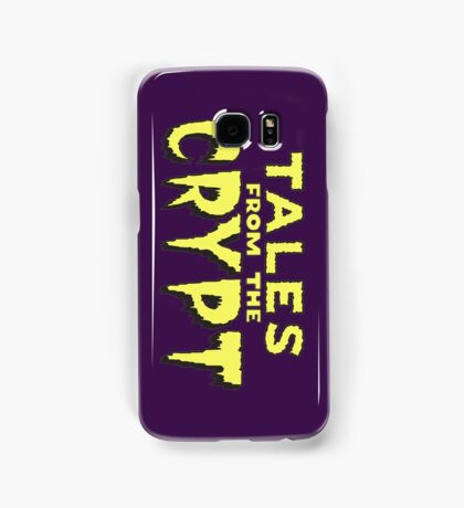 TALES FROM THE CRYPT Samsung Galaxy Case/Skin