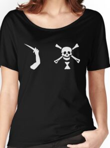 Jeremiah Cocklyn Pirate Flag 2 Women's Relaxed Fit T-Shirt