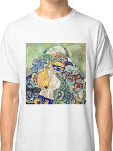 Gustav Klimt - Baby (Cradle)  Classic T-Shirt