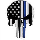 Police Punisher by BlueLine LEO