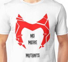 No More Mutants Unisex T-Shirt