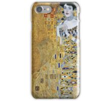 Gustav Klimt - Adele  iPhone Case/Skin