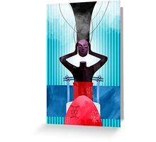Spirit Robot #6 Greeting Card