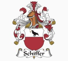 Schiffer Coat of Arms (German) by coatsofarms
