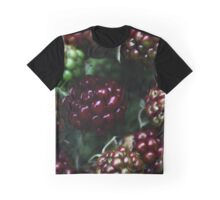 Blackberries in the making Graphic T-Shirt