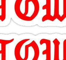 BTOWN Sticker