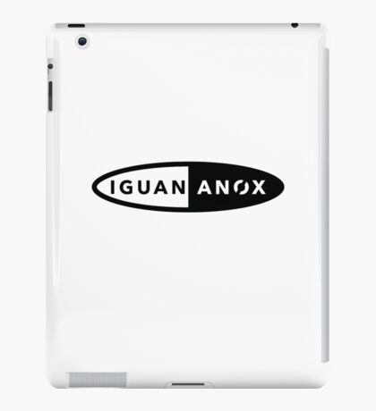 Iguananox Gym iPad Case/Skin