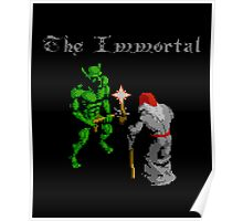 THE IMMORTAL - NES CLASSIC GAME Poster