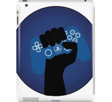 Play Station gamer iPad Case/Skin