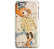Happy monsters iPhone Case/Skin